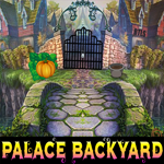 Palace Backyard Escape Games4King