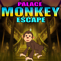 Palace Monkey Escape Yal Games