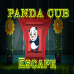 Panda Cub Escape 8BGames