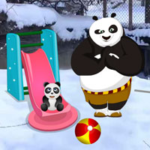 Panda Snow World Escape WowEscape