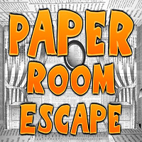 Paper Room Escape TollFreeGames