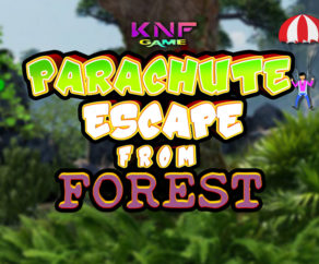 Parachute Escape From Forest KNFGames