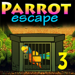 Parrot Escape 3 Games4King