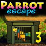 Parrot Escape 3 Games4King