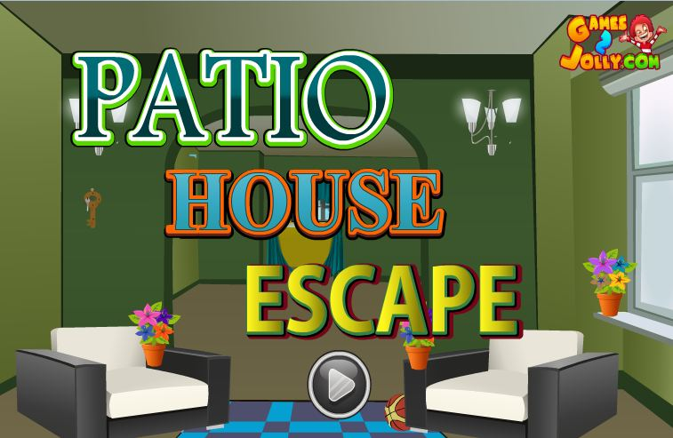 Patio House Escape Games2Jolly