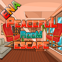 Peaceful Room Escape ENA Games