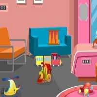 Peach Room Escape EscapeGamesZone