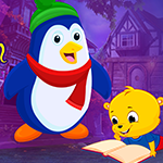 Penguin Escape Games4King