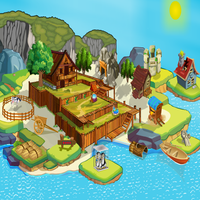 Penguin Island Rescue Games2Jolly