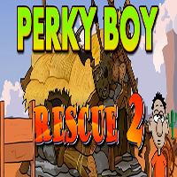 Perky Boy Rescue 2 Games2Jolly
