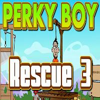 Perky Boy Rescue 3 Games2Jolly