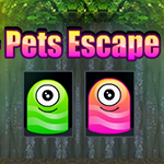Pets Escape Games 4 King