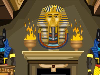 Pharaoh Pyramid Escape GraceGirlsGames