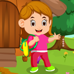 Picnic Girl Rescue Games4King