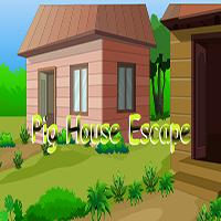 Pig House Escape TheEscapeGames