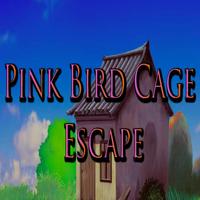 Pink Bird Cage Escape GamesClicker