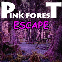 Pink Forest Escape Yippee Games