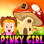 Pinky Girl Escape Games4King