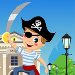 Pirate Boy Rescue Games4King