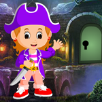 Pirate Girl Escape Games4King