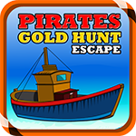 Pirates Gold Hunt Escape ZooZooGames