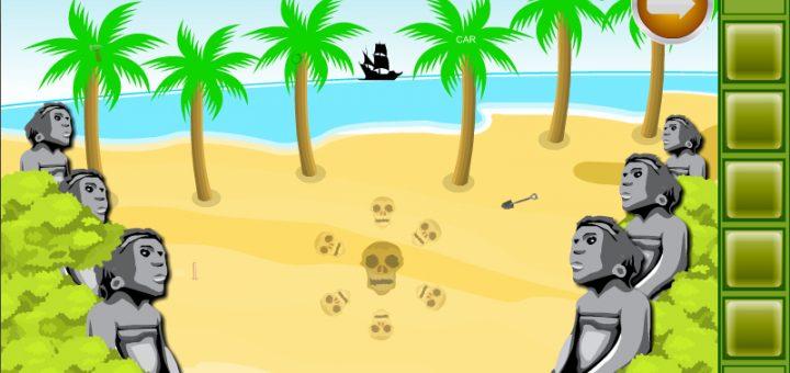 Pirates Island Treasure Hunt 1 OleGames
