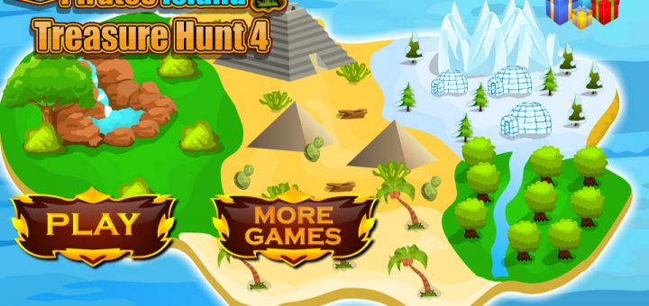 Pirates Island Treasure Hunt 4 OleGames