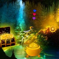 Pirates Treasure Cave Escape WowEscape