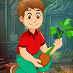 Plants Lover Rescue Games4King