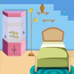 Pleasant Blue House Escape Games4Escape