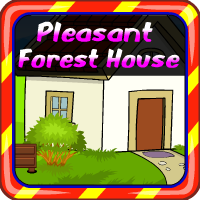 Pleasant Forest House Escape AvmGames