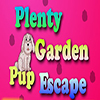 Plenty Garden Pup Escape EscapeGames
