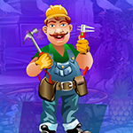 Plumber Man Rescue Games4King