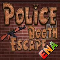 Police Booth Escape ENA Games
