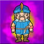 Polish Warrior Escape Games2Jolly