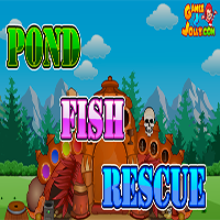 Pond Fish Rescue Games2Jolly