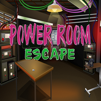 Power Room Escape ENAGames