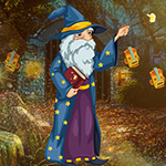 Powerful Warlock Escape Games4King