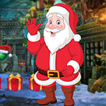 Pretend Santa Claus Escape Games4King