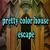 Pretty Color House Escape EscapeGamesZone