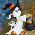 Pretty Ghost Escape Games4King