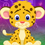 Pretty Leopard Escape Games4King