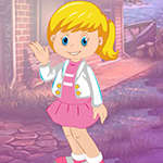 Pretty Pinky Girl Escape Games4King