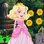 Pretty Queen Escape Games4King