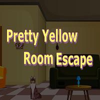 Pretty Yellow Room Escape TheEscapeGames