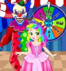 Princess Juliet Carnival Escape Girl Stand