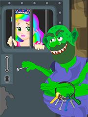 Princess Juliet Prison Escape Girl Stand