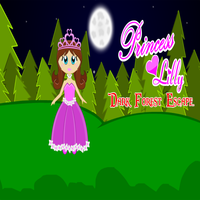 Princess Lilly Dark Forest Escape PlayItOnline