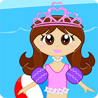 Princess Lilly Pool Escape PlayItOnline