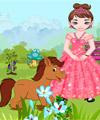 Princess Pinky Pony Rescue PinkyGirlGames